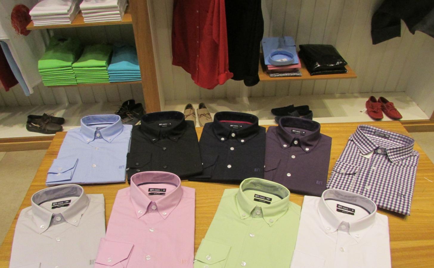 Camisas Diversas Cores Men´s 2
