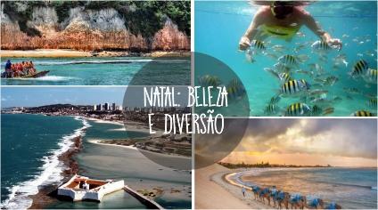NATAL: BELEZA E DIVERSÃO!