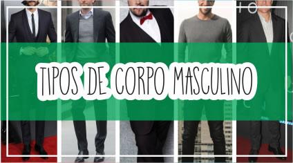 TIPOS DE CORPO MASCULINO