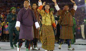 Delegação de Butão