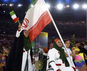 Delegação  Irã