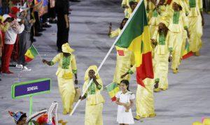 Delegação Senegal