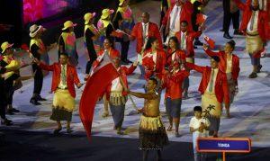 Delegação Tonga