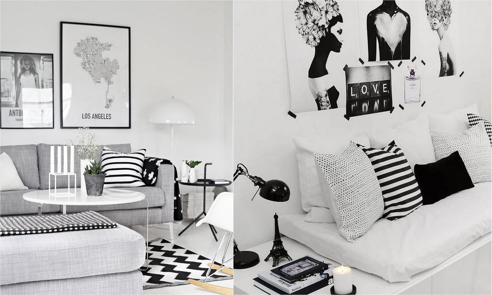 Quarto Preto E Branco Tumblr Redival Com