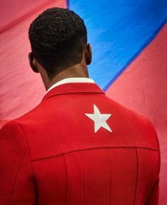 Uniformes de Cuba assinados por Christian Loubotin e SportyHenri