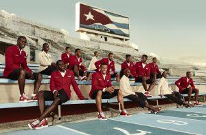 Uniformes de Cuba assinados por Christian Loubotin e SportyHenri 4