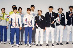 Uniformes sul coreanos esportivos e sociais assinados pela Bean Pole e à prova de zika vírus