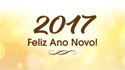 Que você tenha um Ano Novo cheio de realizações!