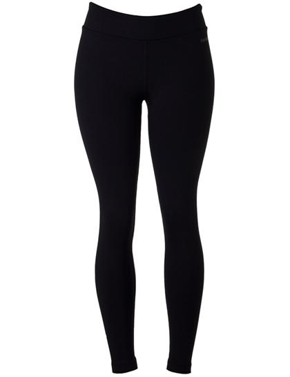 Roupas com a tecnologia Powertech: leggings, bermudas, tops, macacão