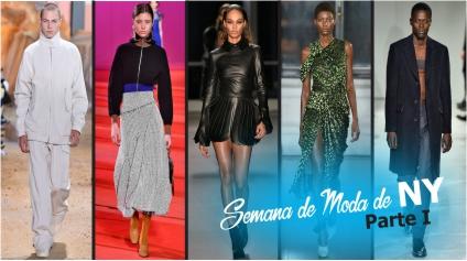 SEMANA DE MODA DE NY – PARTE I