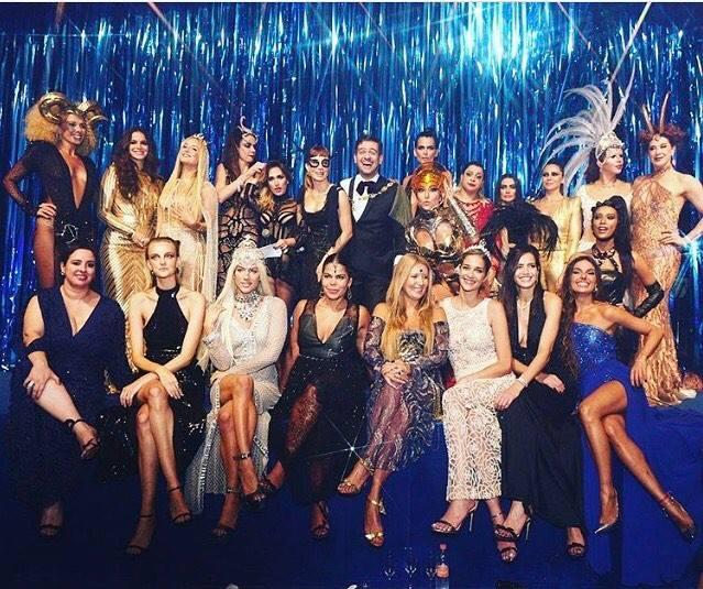 Musas do Zod+¡aco - Baile da Vogue 2017