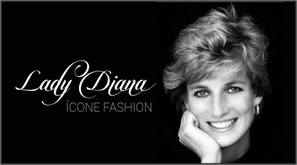 LADY DIANA: ÍCONE FASHION