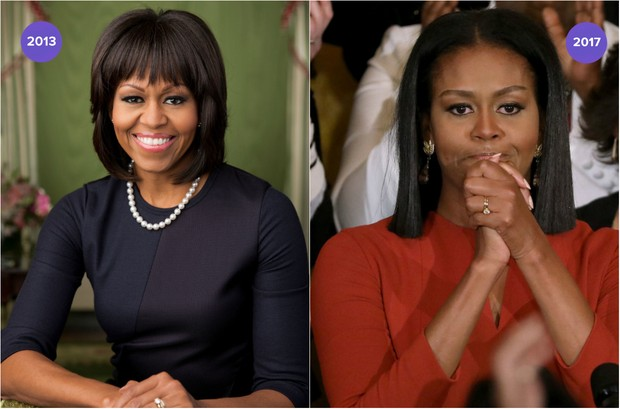 Oito anos como primeira dama dos EUA: Michelle Obama teve trajetória de sucesso e mostrou muito estilo e sem ostentação (Foto: Getty Images)