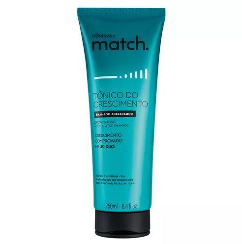 tonico do crescimento -shampoo acelerador