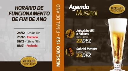 MERCADO 153 – FINAL DE ANO