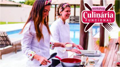 Workshop de Culinária Funcional