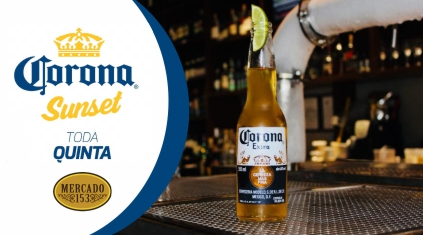 CORONA SUNSET – TODA QUINTA NO MERCADO 153